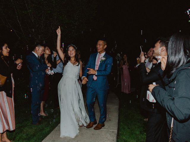 Stephen and Janet's Wedding in Estacada, Oregon 46