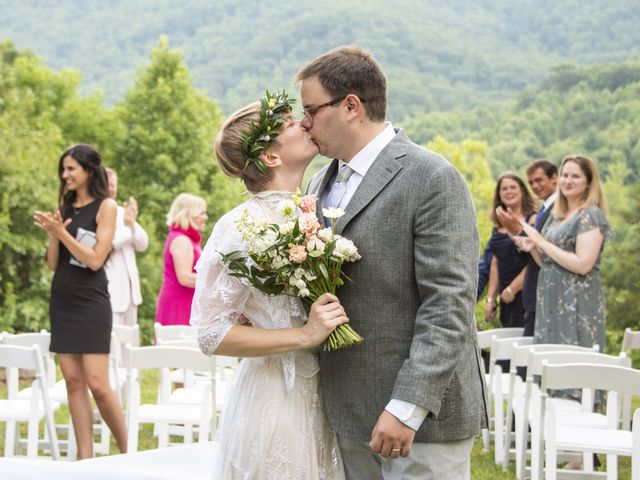 The wedding of Becca and Luca