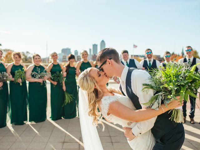 Clint and Ellen's Wedding in Des Moines, Iowa 39