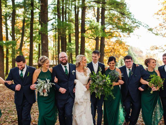Clint and Ellen's Wedding in Des Moines, Iowa 43