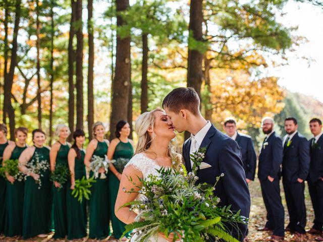 Clint and Ellen's Wedding in Des Moines, Iowa 45