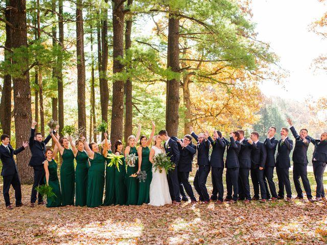 Clint and Ellen's Wedding in Des Moines, Iowa 46