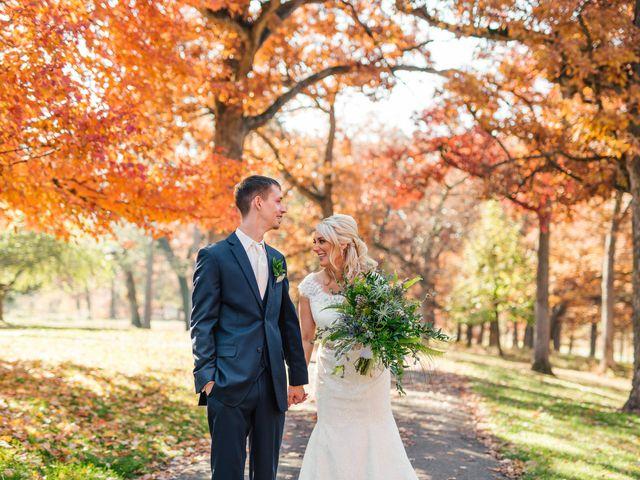 Clint and Ellen's Wedding in Des Moines, Iowa 52