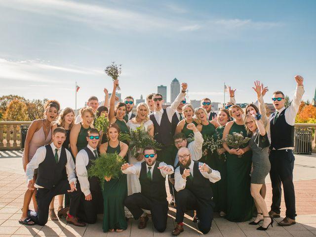 Clint and Ellen's Wedding in Des Moines, Iowa 17