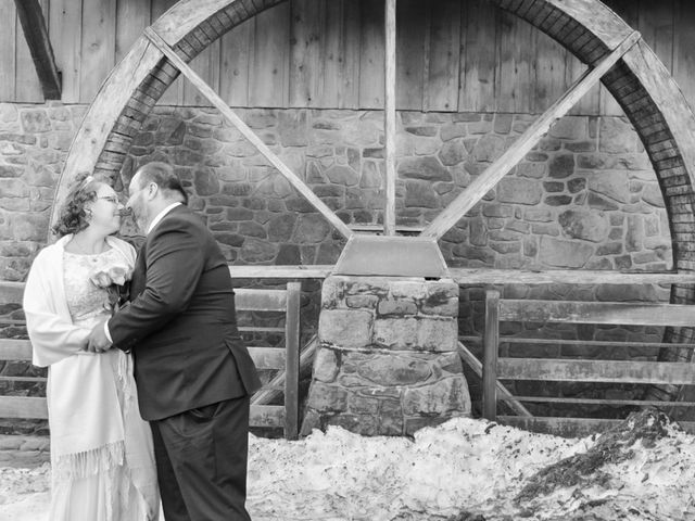 Brian and Carol's Wedding in New Hope, Pennsylvania 22