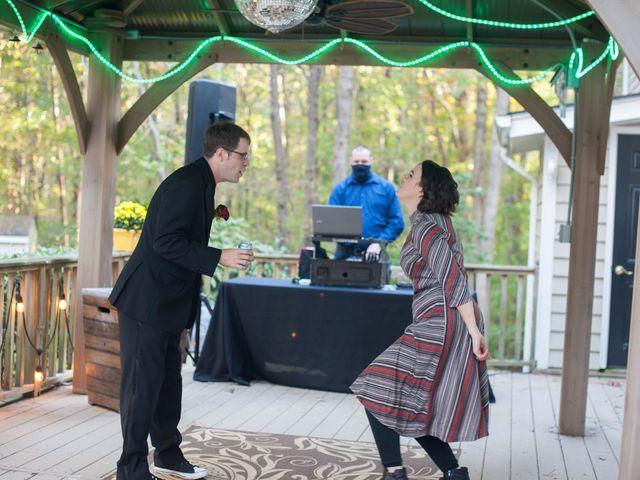 Joel and Cara's Wedding in Raleigh, North Carolina 2