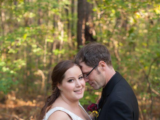 Joel and Cara's Wedding in Raleigh, North Carolina 3