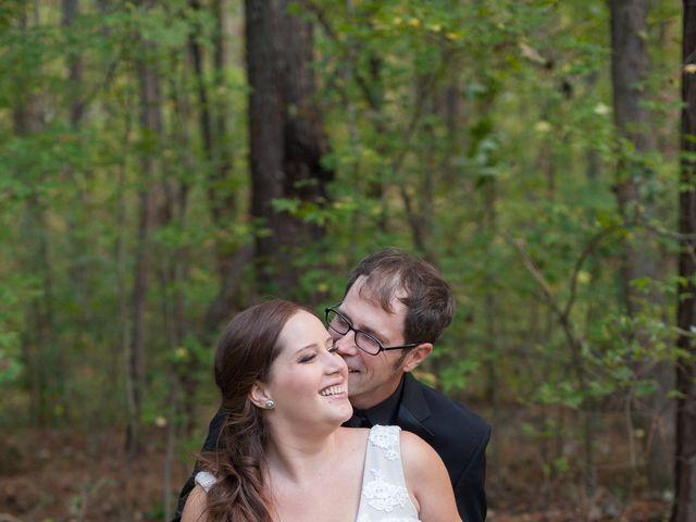 Joel and Cara's Wedding in Raleigh, North Carolina 4
