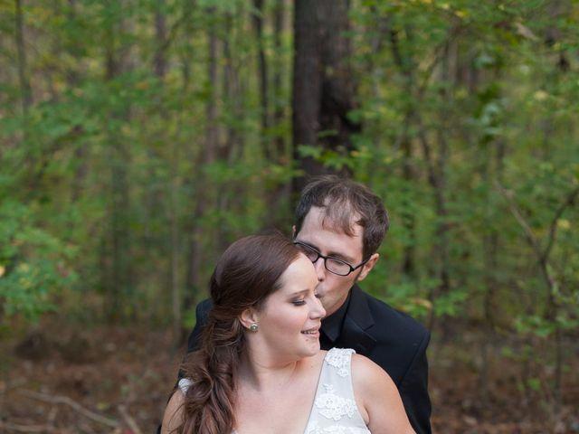 Joel and Cara's Wedding in Raleigh, North Carolina 6