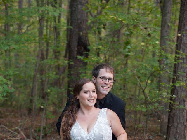 Joel and Cara's Wedding in Raleigh, North Carolina 7