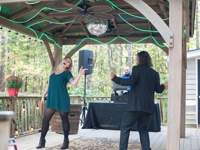 Joel and Cara's Wedding in Raleigh, North Carolina 9