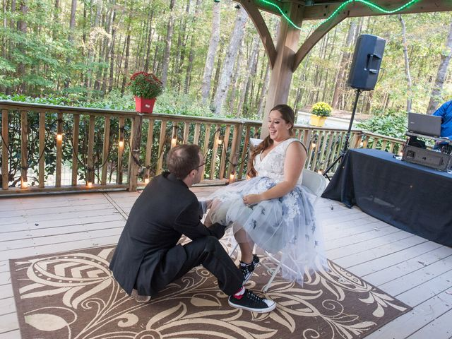 Joel and Cara's Wedding in Raleigh, North Carolina 13