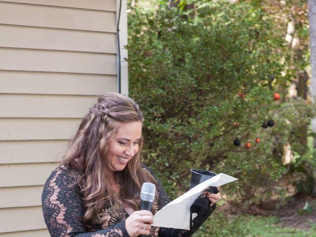 Joel and Cara's Wedding in Raleigh, North Carolina 15