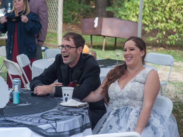 Joel and Cara's Wedding in Raleigh, North Carolina 16