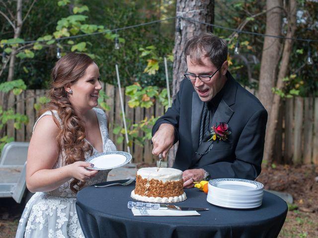 Joel and Cara's Wedding in Raleigh, North Carolina 19
