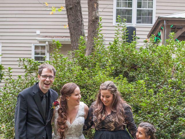 Joel and Cara's Wedding in Raleigh, North Carolina 25