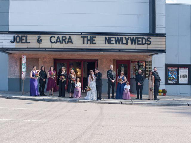 Joel and Cara's Wedding in Raleigh, North Carolina 34