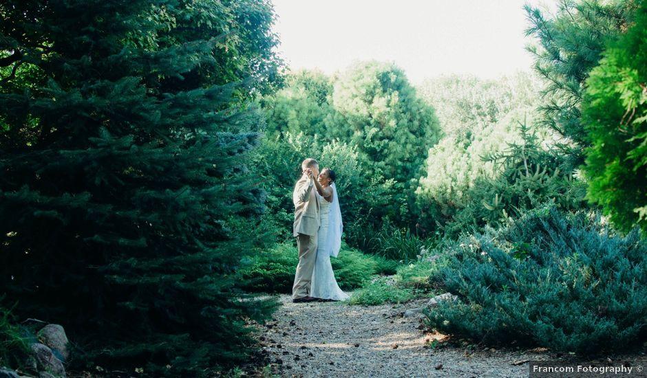 Monique and Matthew's Wedding in Brookings, South Dakota