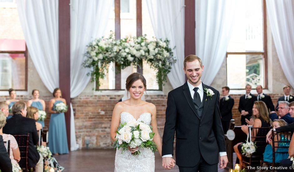 Chris and Katherine's Wedding in Wilmington, North Carolina