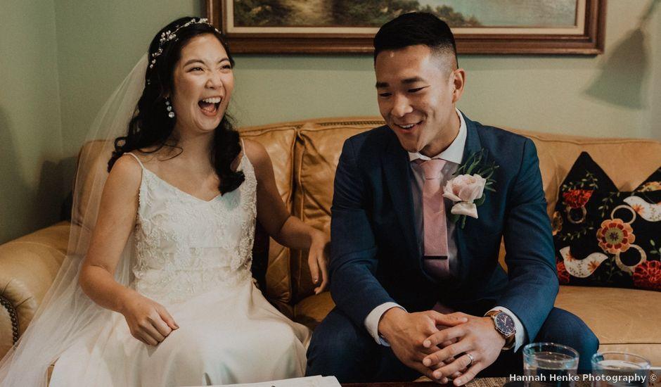 Stephen and Janet's Wedding in Estacada, Oregon