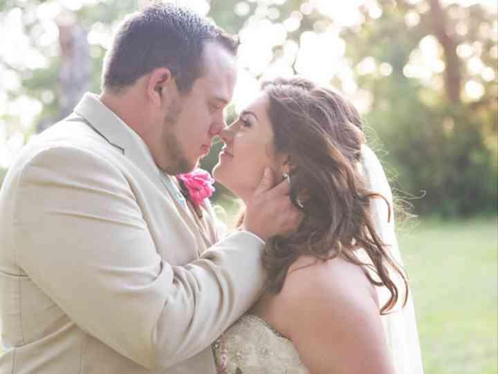 The wedding of Adam and Lauren