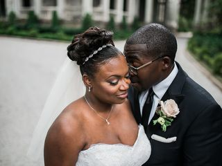 The wedding of Marcus and Ashley 1