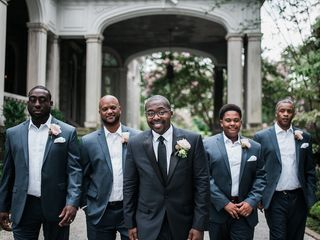 The wedding of Marcus and Ashley 2