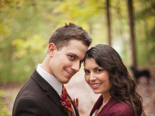 Melissa and Gregg's Wedding in Crozet, Virginia 13
