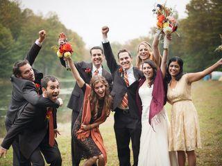Melissa and Gregg's Wedding in Crozet, Virginia 9