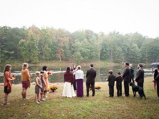 Melissa and Gregg's Wedding in Crozet, Virginia 11