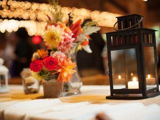 Melissa and Gregg's Wedding in Crozet, Virginia 17