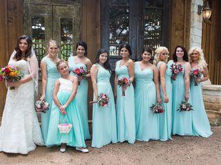 Lauren and Adam's Wedding in Georgetown, Texas 3