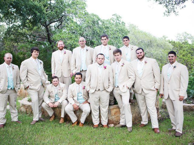 Lauren and Adam's Wedding in Georgetown, Texas 6