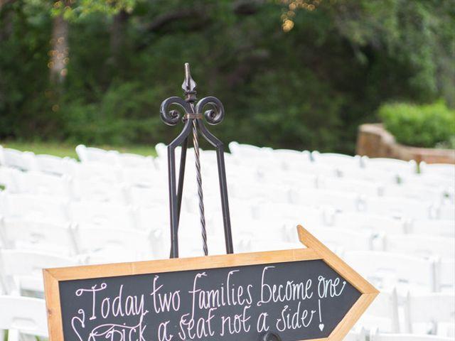 Lauren and Adam's Wedding in Georgetown, Texas 8