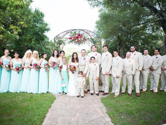 Lauren and Adam's Wedding in Georgetown, Texas 13