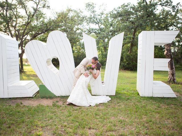 Lauren and Adam's Wedding in Georgetown, Texas 15
