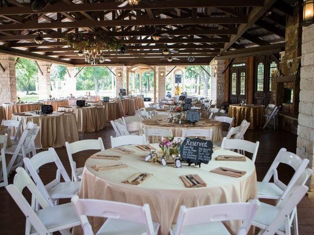 Lauren and Adam's Wedding in Georgetown, Texas 18