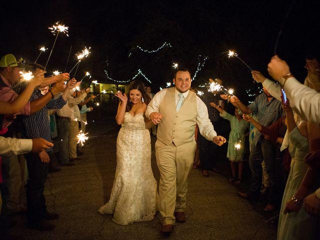 Lauren and Adam's Wedding in Georgetown, Texas 24