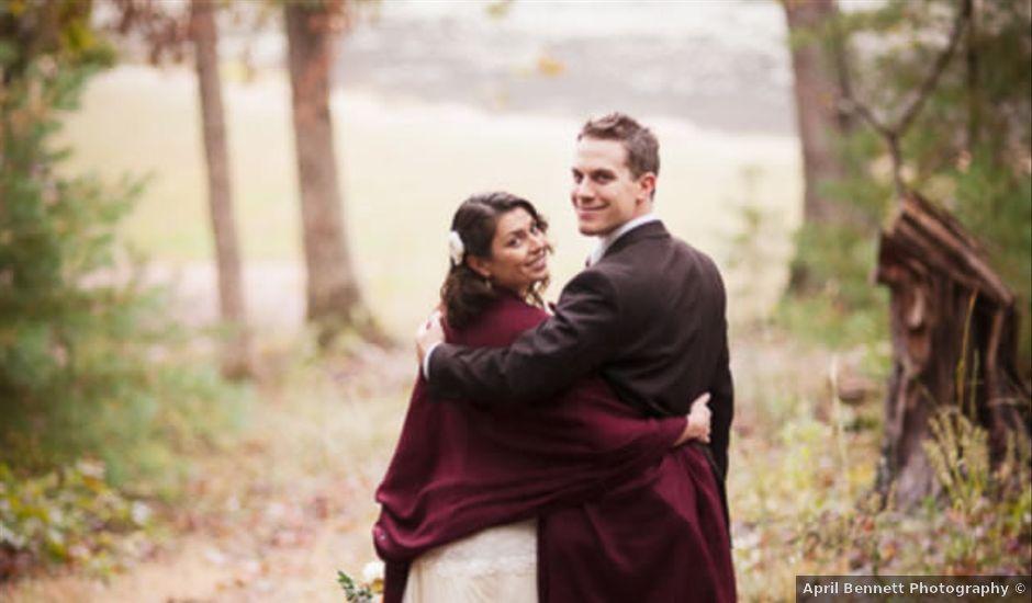 Melissa and Gregg's Wedding in Crozet, Virginia