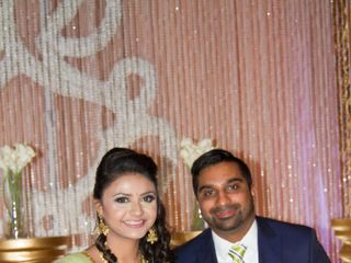 The wedding of Anjali and Ganesh 1