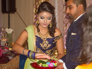 The wedding of Anjali and Ganesh 3