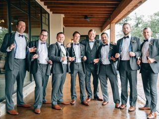 Patrick and Christina's Wedding in Austin, Texas 3