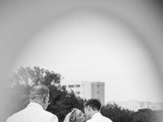 Zatha and Matt's Wedding in Wilmington, North Carolina 5