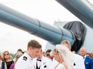 Zatha and Matt's Wedding in Wilmington, North Carolina 9