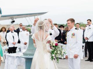 Zatha and Matt's Wedding in Wilmington, North Carolina 10