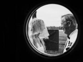 Zatha and Matt's Wedding in Wilmington, North Carolina 16