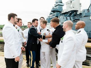 Zatha and Matt's Wedding in Wilmington, North Carolina 18