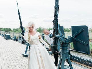 Zatha and Matt's Wedding in Wilmington, North Carolina 20