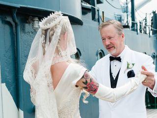 Zatha and Matt's Wedding in Wilmington, North Carolina 23