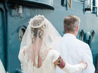 Zatha and Matt's Wedding in Wilmington, North Carolina 25